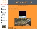 Cantal karting